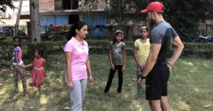 free self defence training for girls