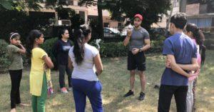 free self defence training