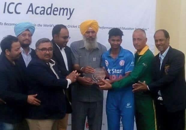 Aman Rizvi cricketer