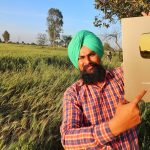 darsan singh farming leader