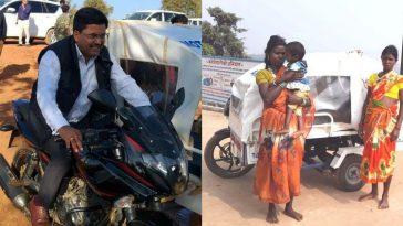 sangi express ambulance service