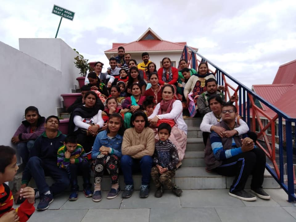 A Spacial children outing trip Article-Meenu Sood-Shimla-Action for Barrier Free Handicapped Integration Shimla-2