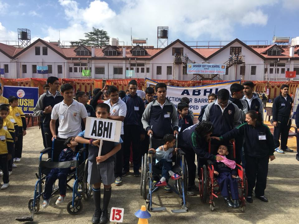 A Spacial children outing trip Article-Meenu Sood-Shimla-Action for Barrier Free Handicapped Integration Shimla-5