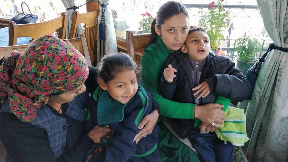 A Spacial children outing trip Article-Meenu Sood-Shimla-Action for Barrier Free Handicapped Integration Shimla-6